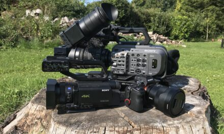 Buying a camera for filming wildlife